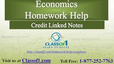 Credit Linked Notes: Visit http://www.slideshare.net/Classof1HomeworkHelp/contribution-and-marginal-costing/ to read the article