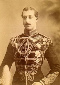 Casebook: Jack the Ripper - Prince Albert Victor (one of those suspected to be the fiend)