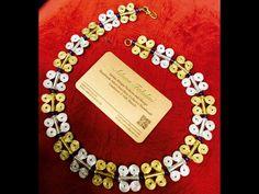 Handmade Mari style necklace