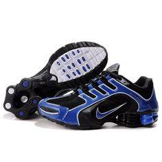 59bad245294 Nike Shox R5 608 Black Blue White Men Shoes  79.59 Air Jordan Cipők