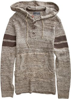 Destroyed Marl Sweater (Billabong)