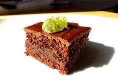 Der weltbeste Schokoladen - Blechkuchen 11