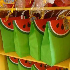 Watermelon Birthday Parties, Colorful Birthday Party, Fruit Birthday, 2nd Birthday Party Themes, Fruit Party, Summer Birthday, First Birthday Parties, First Birthdays, Watermelon Decor