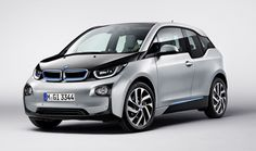 BMW has launched its first fully electric production car called the BMW i3