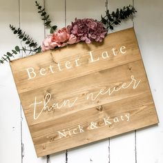 Whimsical Wedding, Boho Wedding, Wedding Day, Welcome To Our Wedding, Wedding In The Woods, Festival Themed Wedding, Country Barn Weddings, Wood Wedding Signs, Winter Wonderland Wedding