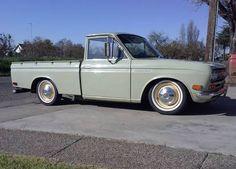 Original Paint: Daily Driven 1972 Datsun 521
