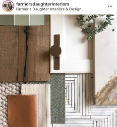 Home Interior Design 636 Your favorite flatlay of Perhaps you loved the warm tones or the varying shades of white? Maybe the crisp white cabinet floats your boat? Or the brassy hardware * droool * whatever it was, were glad all 636 of you liked it! Mood Board Interior, Interior Design Boards, Moodboard Interior Design, Best Interior Design, Material Board, Bathroom Trends, Home Remodeling, Interior Decorating, Sweet Home