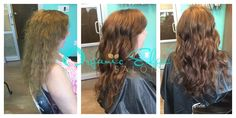 Long Hair Full Color and Cut