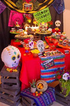 In Flight: The Book of Life Movie Release Party / Day of the Dead Dia de los Muertos Party