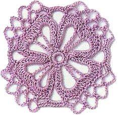 REGINA RECEITAS DE CROCHE E AFINS: Olá hoje trago lindos motivos quadrados para fazer trabalhos como ,blusas, saídas de prais e vestidos ao emendá-los fazem um efeito muito bonito .Bons crochés.