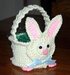 Mr. Bunny Easter Basket