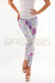 MissQ Colorful Appeal PurpleNo Tights