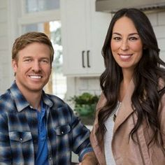 Fixer Upper's Chip and Joanna Gaines Share 11 Fun Facts You Never Knew About Them (Glamour magazine)