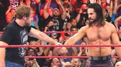 AmBrollins Dean Ambrose Seth Rollins, Wwe Dean Ambrose, Bret Michaels Poison, Seth Freakin Rollins, The Shield Wwe, Burn It Down, Wrestling Stars, Wwe Champions, Royal Rumble