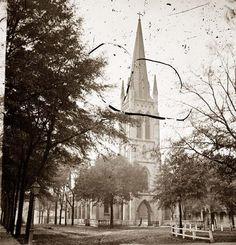 St John's Church, Savannah, GA 1865