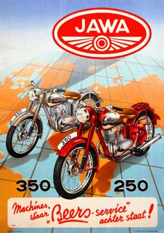Vintage Car Models: A Collectors Dream Vintage Motorcycles, Cars And Motorcycles, Jawa 350, Art Graphique, Illustrations And Posters, Vintage Posters, Motorbikes, Vintage Cars, Harley Davidson
