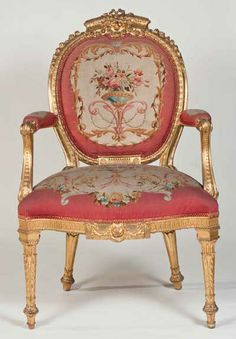 Harewood House, a chair from a suite of furniture for the Music Room, Chippendale. Georgian Furniture, French Furniture, Fine Furniture, Luxury Furniture, Antique Furniture, Furniture Decor, Retro Furniture, Upholstered Furniture, Harewood House