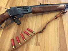 www.pinterest.com/1895gunner/  Marlin 410 Lever Action  | 1895Gunner's Gun Room Weapons Guns, Guns And Ammo, Shotguns, Firearms, Shooting Equipment, Lever Action Rifles, Gun Rooms, Cool Guns, Hunting Gear