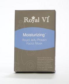 Moisturizing Royal Jelly from Foseyo Skin Care, Anti Acne Treatment by Masks. http://www.foseyo.com/shop/moisturizing-royal-jelly-6-pack/