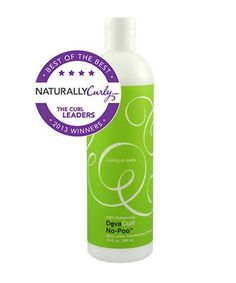 """PERFECT for the 2A/2B/2C curl types. Love the scent, has good slip but is not thick and does not weigh my curls down"