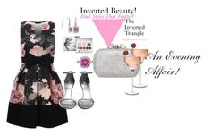 Evening Affair: For the inverted beauty! Finding beautiful, elegant, eveing wear for women like myself who are larger on the upper half of their body and extremely smaller on the lower half! #invertedbeauty #invertedtriangle angelabsimmons.com