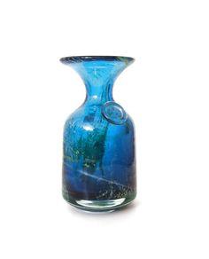70s Vintage Glaskunst Mdina von ZeitepochenShop auf Etsy