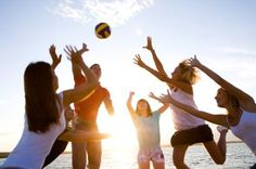 Check the social benefits of physical activity for teens. Have you done sports this week?