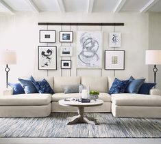Updating your living room? Shop Pottery Barn for modern and classic living room ideas. Find living room furniture and decor and create the ultimate space. Entryway Furniture, Furniture For Small Spaces, Home Office Furniture, Outdoor Furniture, Furniture Decor, Inexpensive Furniture, Urban Furniture, Furniture Styles, Metal Furniture