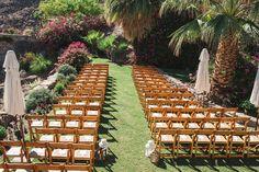 O'Donnell House wedding, Palm Springs wedding, outdoor wedding, desert wedding