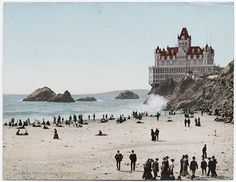 The Cliff House, San Francisco, c. 1902