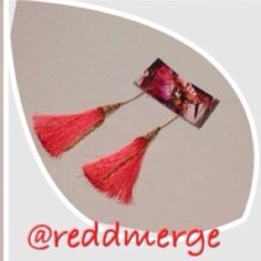Tassel Earrings /Fringe Earrings Long Tassel Earrings by Reddmerge                                   Size: long / light                                                         Colors : Melon                                                                                New with tags categories: BOHO earrings/ tassels earrings/ fringe earrings/ must have earrings/ bohemian earrings/ chandelier earrings/ statement earrings ✈️ Seller ships Daily✈️ reddmerge Jewelry Earrings