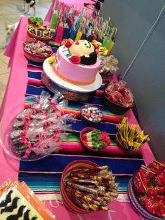 Despedida de soltera inspirada en Frida Kahlo