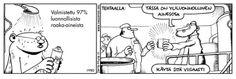 Fingerpori - Helsingin Sanomat Katana, Peanuts Comics, Fun, Fin Fun, Lol, Funny, Hilarious