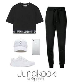 """🌹 # 2 in Sonstiges❤ 1 IN SONSTIG… # Zufällig # amreading # books # wattpad<br> """"In life, having one love is more than enough."""" """"your story with your Bias."""" BTS reactions♥ # 2 in Sonst. Kpop Fashion Outfits, Sporty Outfits, Swag Outfits, Mode Outfits, Dance Outfits, Cute Casual Outfits, Dance Practice Outfits, Korean Outfits Kpop, Emo Fashion"""