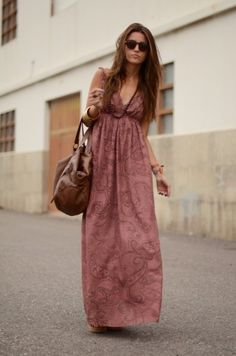 I have a similar dress. Bargain find. Paid very few dollars for it like a few years ago one of my favorite summer dresses.