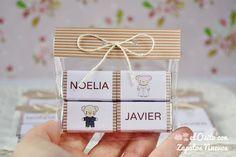 chocolatinas boda regalo