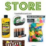 67 Things You Should Buy At The Dollar Store