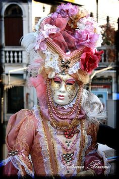 Venetian Carnival Costumes | Venice Carnival 2013 | Flickr - Photo Sharing!