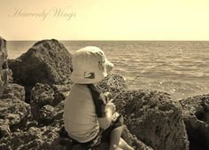 Child Fishing Photography 8x10 Childrens Decor by HeavenlyWings, $25.00