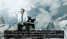 The Secret Life of Walter Mitty  #waltermitty