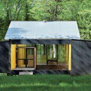 Casas de campo simples e baratas - Casa Pré Fabricada