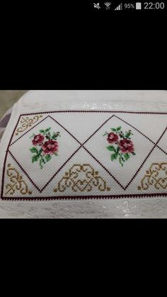 Make Your Own Labels, 3 D, Make It Yourself, Blog, Decor Ideas, Crochet, Counted Cross Stitches, Bath Linens, Cross Stitch Embroidery