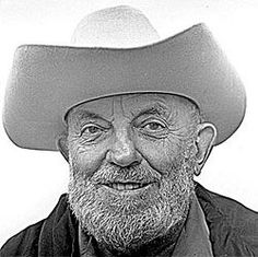 Ansel Adams, one of the greatest photographers of all time.