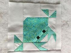 Sensational amish quilts - read up on our short article for a lot more plans! Ocean Quilt, Beach Quilt, Fish Quilt, Paper Piecing Patterns, Quilt Block Patterns, Pattern Blocks, Quilt Blocks, Paper Pieced Quilts, Pattern Ideas