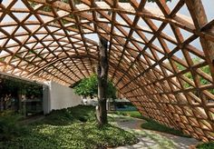 Crafted for care: A centre for the treatment of disabled children in Paraguay uses reclaimed materials in an absorbing narrative of physical and social rejuvenation