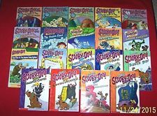 19 Scooby-Doo! 2nd 3rd Grade Scholastic Chapter Books Mysteries Ages 7-10