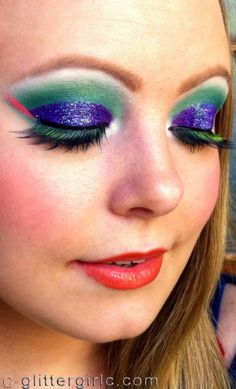 Tropical Bird - GlitterGirlC