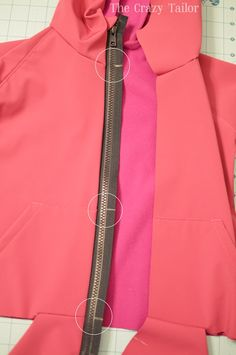 Back to Basics: Zippers 101. Learn how to get your zippers to line up perfectly every time!