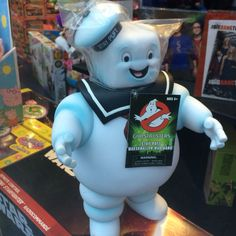 Stay puft marshmallow man from #ghostbusters - #80s #1980s #1984