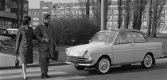 Daf Daffodil (GD-01-05), Amsterdam 1962   by Tuuur
